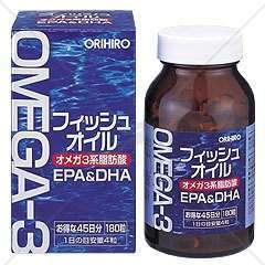 Омега 3 - Orihiro