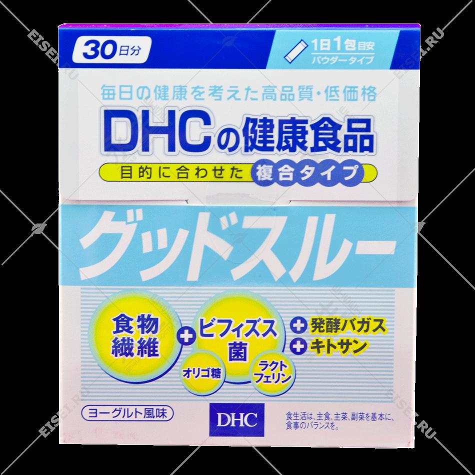 Шесть компонентов для хорошего пищеварения - DHC