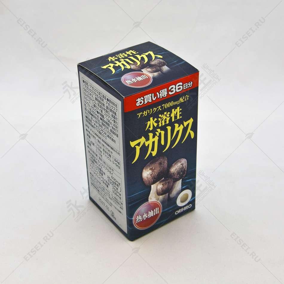 Гриб Агарик для укрепления иммунитета - Orihiro