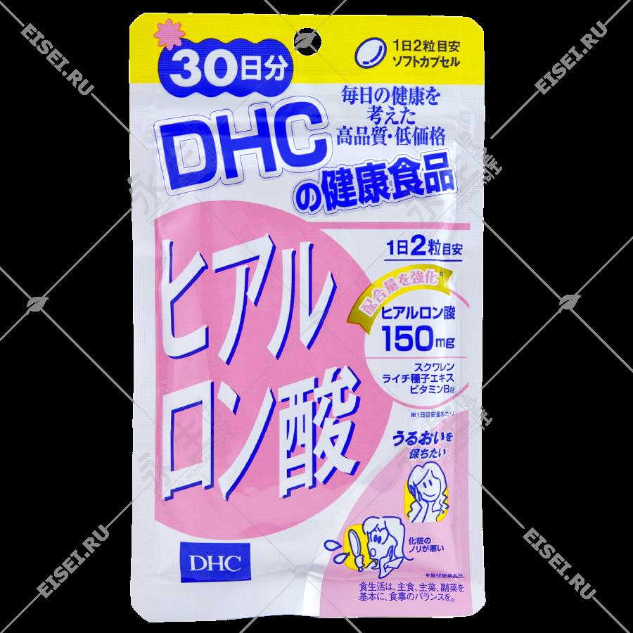 Гиалуроновая кислота - DHC