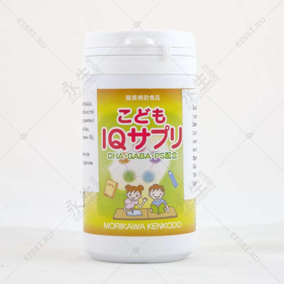 Детские витамины для повышения интеллекта - Kawai