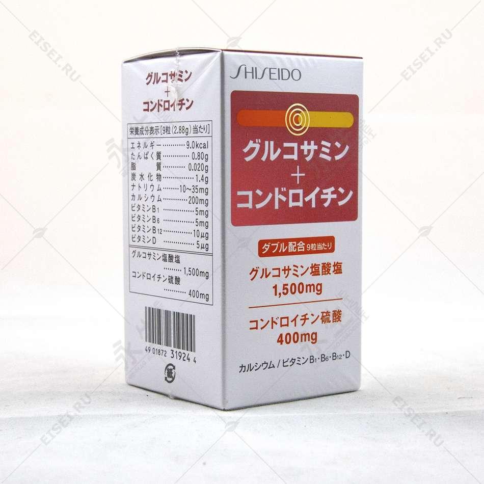 Глюкозамин и Хондроитин - Shiseido