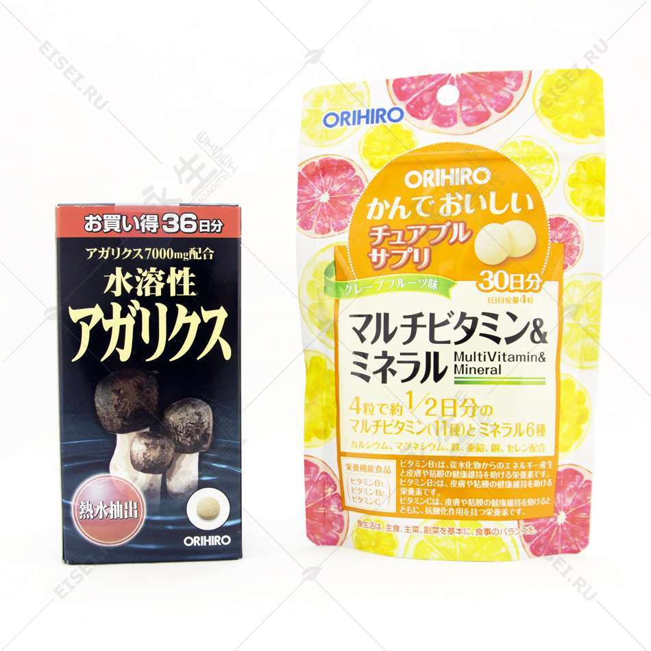 Комплект для иммунитета от Orihiro