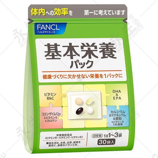 Базовый комплекс витаминов и минералов - Fancl