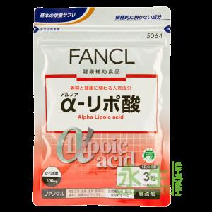 Альфа-липоевая кислота - Fancl